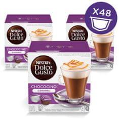 NESCAFÉ Dolce Gusto® čokoládový nápoj Chococino Caramel 3balení