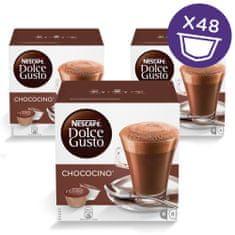 NESCAFÉ Dolce Gusto Chococino čokoladni napitek 256g (16 kapsul), trojno pakiranje