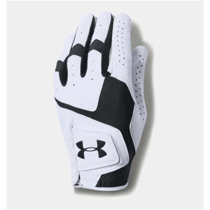 Under Armour Coolswitch Hybrid Golf rukavice - levý Hand Bílá Levá (pro praváky) S
