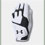 1 - Under Armour Coolswitch Hybrid Golf rukavice - levý Hand Bílá Levá (pro praváky) S