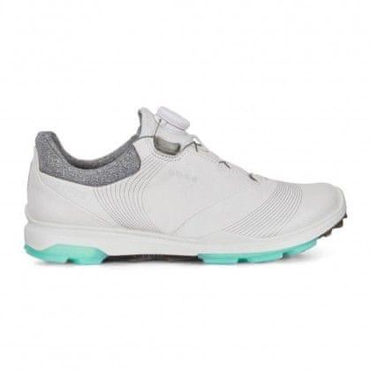 Ecco Biom Hybrid 3 Boa Gore-Tex dámské golfové boty Bílá 36