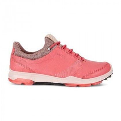 Ecco Biom Hybrid 3 Gore-Tex dámské golfové boty Oranžová 41