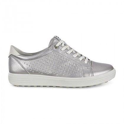 Ecco Casual Hybrid dámské golfové boty Stříbrná 37 dd75a53ced