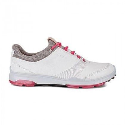 Ecco Biom Hybrid 3 Gore-Tex dámské golfové boty Bílá 37