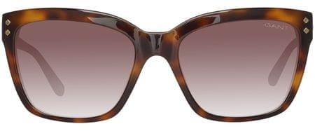 Gant ženska sončna očala, rjava