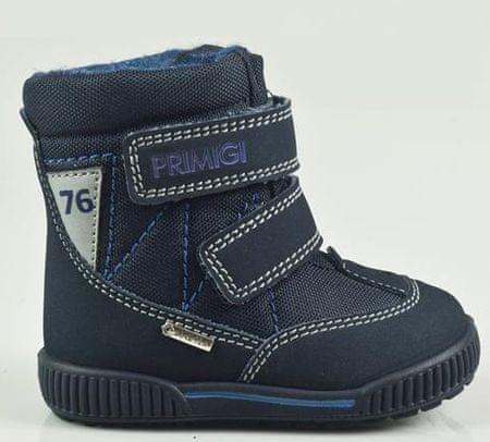 Primigi chlapčenská zimná obuv 23 modrá