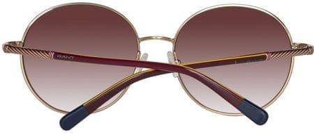 Gant dámske hnedé slnečné okuliare  0edb248384a