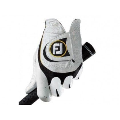FootJoy SciFlex Tour dámské Golf rukavice Levák Bílá Levá (pro praváky) M