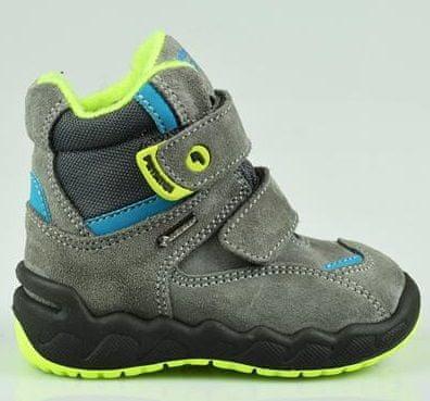 b45c1c05da8 Primigi chlapecké zimní boty 22 šedá