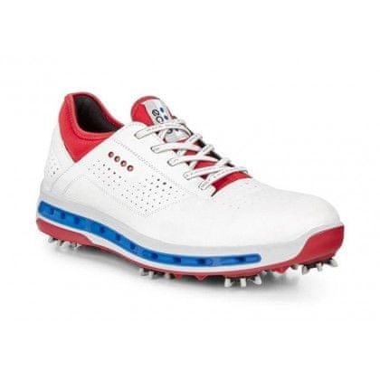 32cfd0e36ed Ecco Cool golfové boty Bílá 41