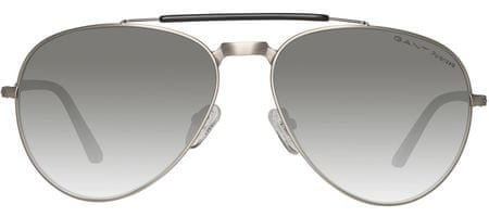 Gant moška sončna očala, srebrna