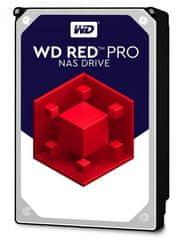 WD trdi disk RED PRO 10 TB, SATA3, 7200, 256 MB