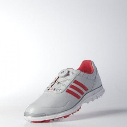 Adidas Adistar Lite BOA dámské golfové boty Šedá UK 4