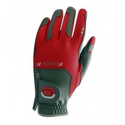 Hirzl Zoom Weather dámské Left Handed Golf rukavice Šedá Levá (pro praváky) Univerzální