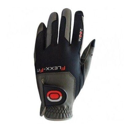 Hirzl Zoom Weather Left Handed Golf rukavice Šedá Levá (pro praváky) Univerzální