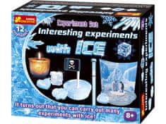 Lamps Zajímavé experimenty s ledem