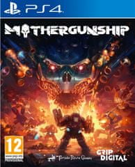 Sold Out Mothergunship (PS4)