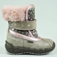 Primigi buty zimowe za kostkę dziewczęce