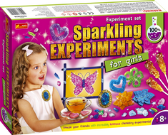 Lamps Zářivé experimenty pro dívky