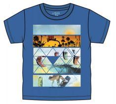 Losan chlapecké tričko 815-1210AC 085 79a1b82c66