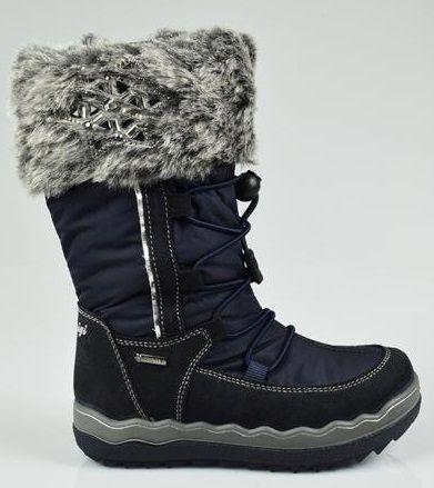 Primigi dekliški zimski čevlji 28, modri