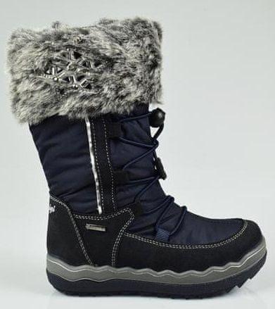 Primigi dívčí zimní obuv 31 modrá