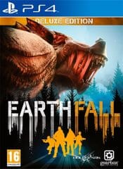 GearBox Publishing Earth Fall Deluxe Edition (PS4)