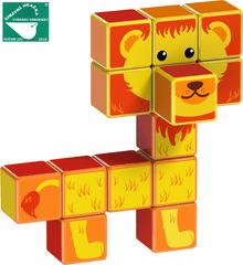 TM Toys Magicube - Sada safari