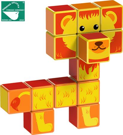 TM Toys Magicube - Zestaw Safari