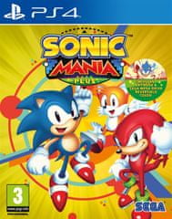 Sega Sonic Mania Plus (PS4)
