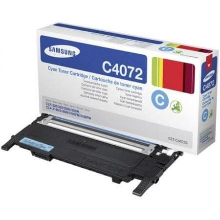 HP toner za Samsung CLT-C4072S, cyan