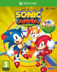 Sega Sonic Mania Plus (Xbox One)
