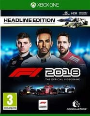 Codemasters video igra F1 2018 Headline Edition XBOXONE
