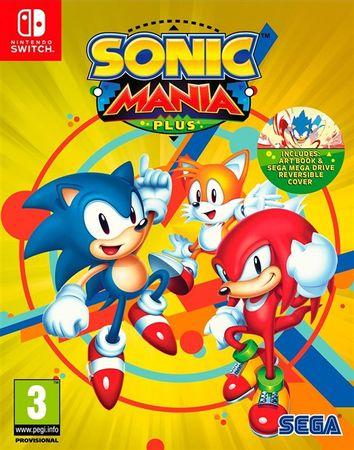 Sega Sonic Mania Plus (NSW)