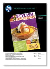 HP foto papir INK Brochure & Flyer, A3, 50 listov, 180g/m2