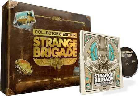 Codemasters igra Strange Brigade Collectors Edition (Xone)