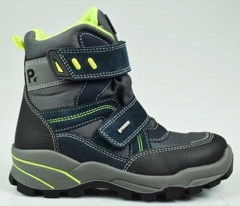 721d4b3d427 Primigi chlapecká zimní obuv 30 šedá