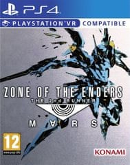 Konami igra Zone of the Enders: The 2nd Runner M∀RS (PS4)