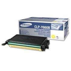 HP toner za Samsung CLP-Y660B, rumen