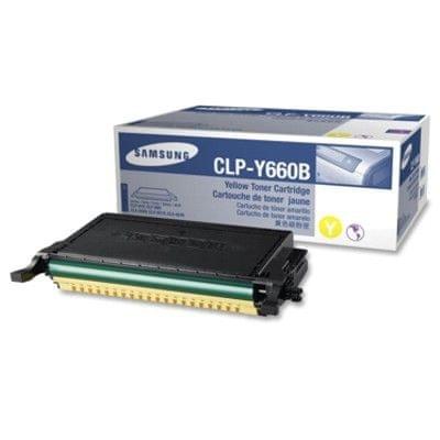 HP toner za Samsung CLP-Y660B, žuti