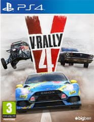 Bigben igra V-Rally 4 (PS4)
