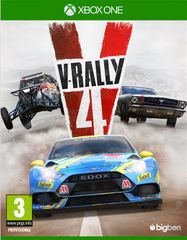 Bigben igra V-Rally 4 (Xbox One)