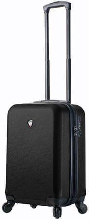 Mia Toro potovalni kovček MNZ Toro M1219/3S, črn