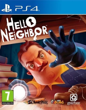 GearBox Publishing Hello Neighbor (PS4)