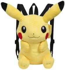 ADC Blackfire Pokémon Pikachu - plyšový batoh