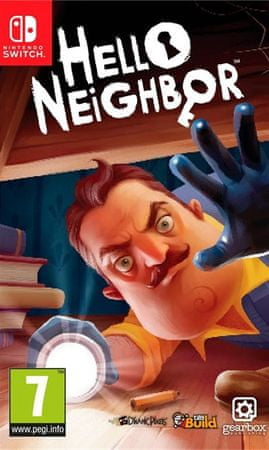 GearBox Publishing Hello Neighbor (Switch)