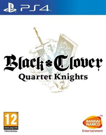 Namco Bandai Games igra Black Clover: Quartet Knights (PS4) – datum izida 14.9.2018