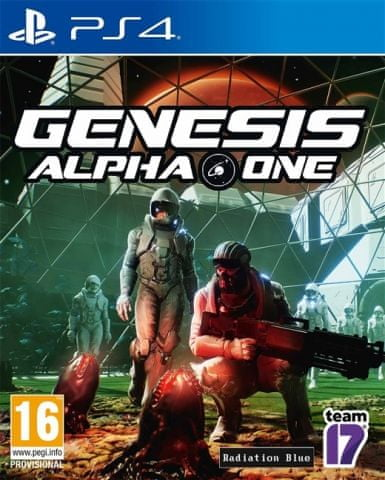 Sold Out igra Genesis Alpha One PS4