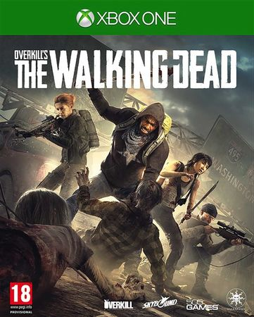 505 Gamestreet igra Overkill's The Walking Dead (PS4) – datum izida 9.11.2018