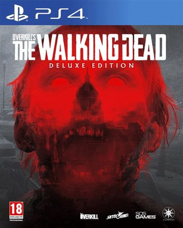 505 Gamestreet igra Overkill's The Walking Dead Deluxe Edition (PS4)